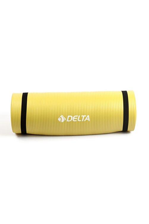 Delta Konfor Zemin 10 Mm Taşıma Askılı Pilates Minderi Yoga Matı 2