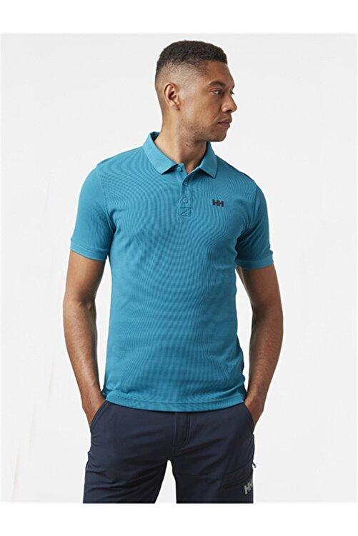 Helly Hansen Erkek Mavi Polo Yaka T Shirt 2