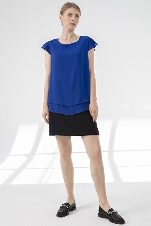 Journey Kadın Lacivert Bluz 2