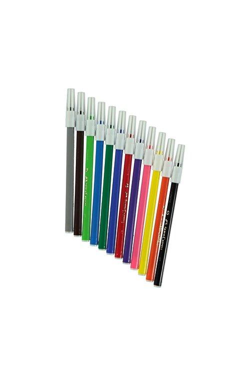 Faber Castell 20 Renk Keçeli Kalem 2