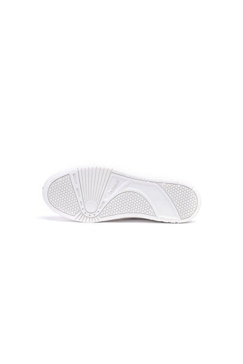 HUMMEL Nielsen Lifestyle Beyaz Unisex Ayakkabı 2