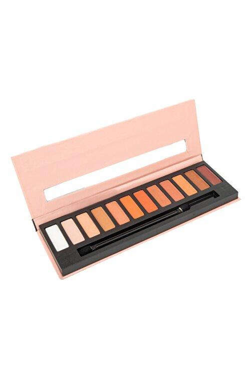 La Fera Renkli Nudes 2 12 Eyeshadow Göz Farı 2