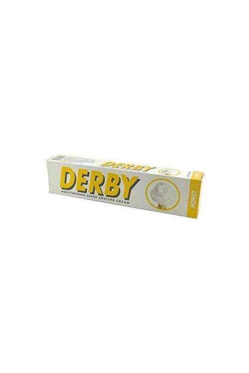Derby Nemlendiricili Tıraş Kremi Limon 100 Gr 1