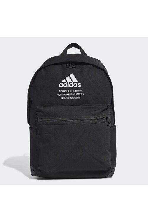 adidas CLAS BP FABRIC Siyah Erkek Sırt Çantası 100669011 1