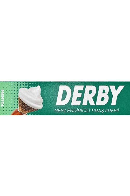 Derby Tıraş Kremi Menthol 100 ml 1