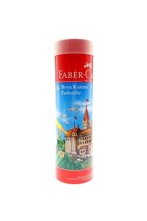 Faber Castell Metal Kutu 36'lı Kuru Boya 2