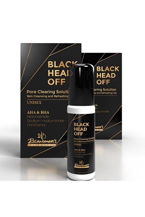 Rosawomans Black Head Off 60ml 1