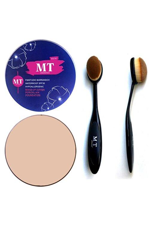 Makeuptime Porselen Makyaj Seti Makeup Cover (210:orta Ton) 1