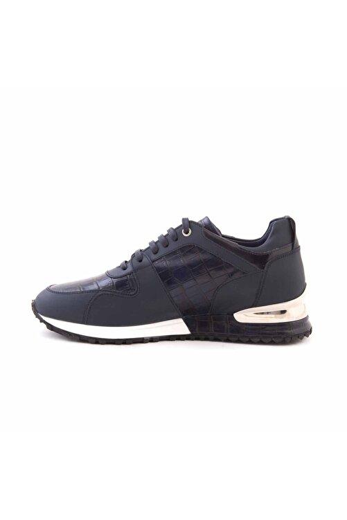 MOCASSINI Deri Bağcıklı Erkek Spor Sneaker D540k 2
