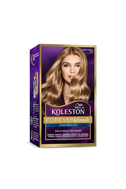 Koleston Set Saç Boyası Röfle Seti 2