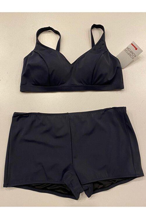 Kom Kadın Siyah Ivon Bikini 1