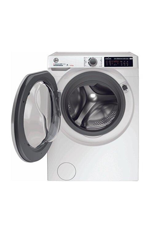 Hoover HDQ 4119AMBS/1-S A 11 kg Yıkama 9 kg Kurutma Wi-Fi 1400 Devir Kurutmalı Çamaşır Makinesi 2