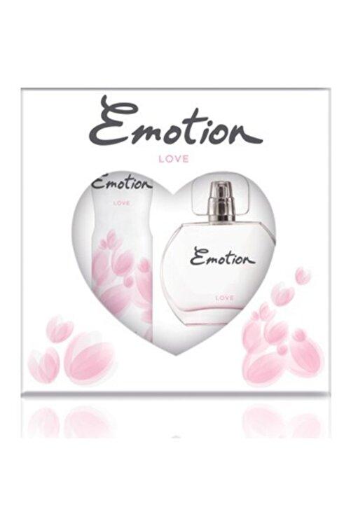 Emotion Love Edt 50ml + Deodorant 150ml Set 1