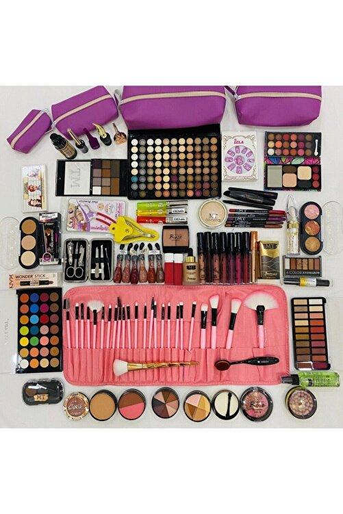 Makeuptime Makyaj Seti Full Çeyiz Seti Herşey Bu Pakette 1
