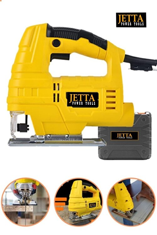 Jetta Power Tools Jetta Power 6 Kademe Devir Ayarli Dekupaj Testere Lazerlı 1