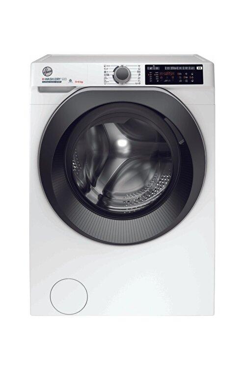 Hoover HDQ 4119AMBS/1-S A 11 kg Yıkama 9 kg Kurutma Wi-Fi 1400 Devir Kurutmalı Çamaşır Makinesi 1