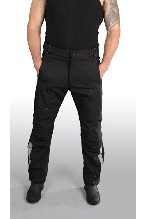 AnkaShop Motosiklet 4 Mevsim Ce Sertifikalı Korumalı Pantolon Softjel Kumaş Full Koruma Motor Pantolonu 2