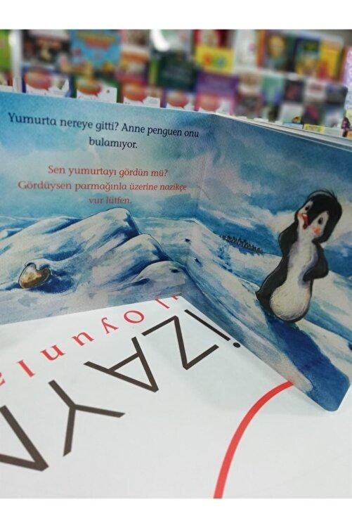 Beyaz Balina Yayınları 0-3 Yaş Resimli Interaktif Çocuk Kitapları Set 2 (3 Kitap Takım) - Sophie Schoenwald 9789974717404 2