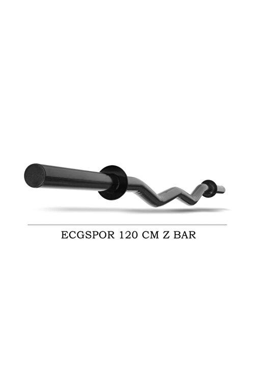 ECG Spor 68 Kg Z Bar Dambıl Seti & Halter Seti Ağırlık Fitness Seti 2