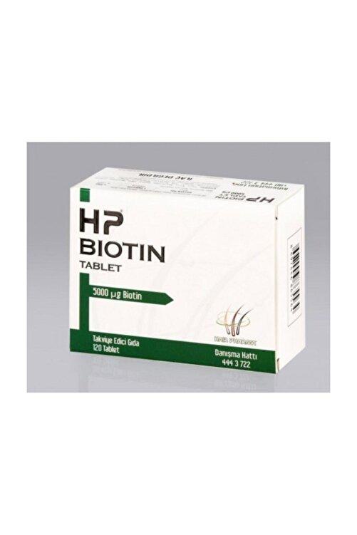 Hair Pharma Hp Biotin 5 Mg 120 Tablet 1