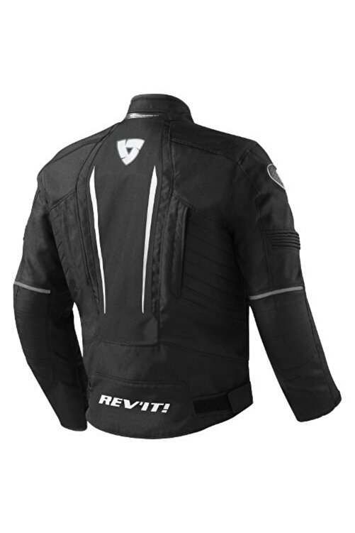 Revit Revıt Shıeld Mont Siyah Motosiklet Montu 2