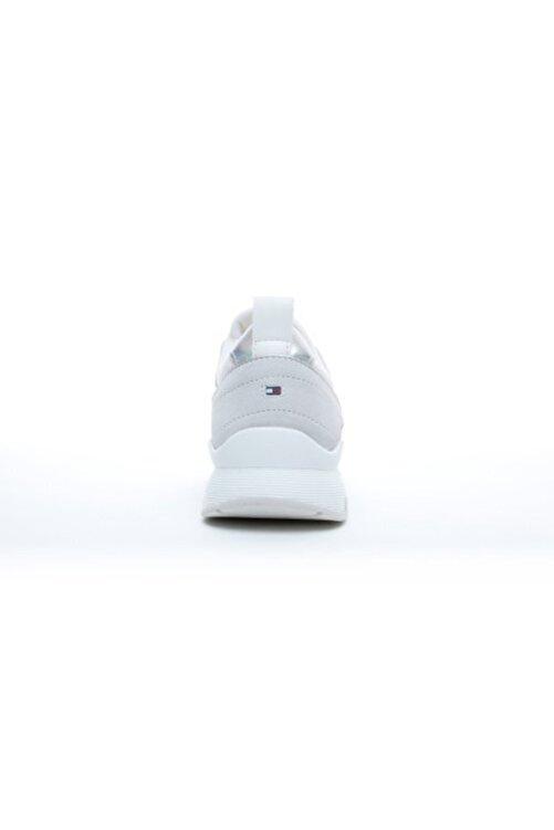Tommy Hilfiger Tommy Kadın Ayakkabı Lıfestyle Irıdescent Sneaker Fw0fw04391 1