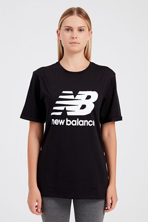 New Balance Spor T-Shirt - NB VOM TEE - V-WTT916-BK 1