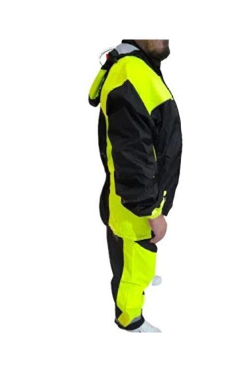 Prosev Kumaş Motosiklet Yağmurluğu Alt Üst Takım Xl 2