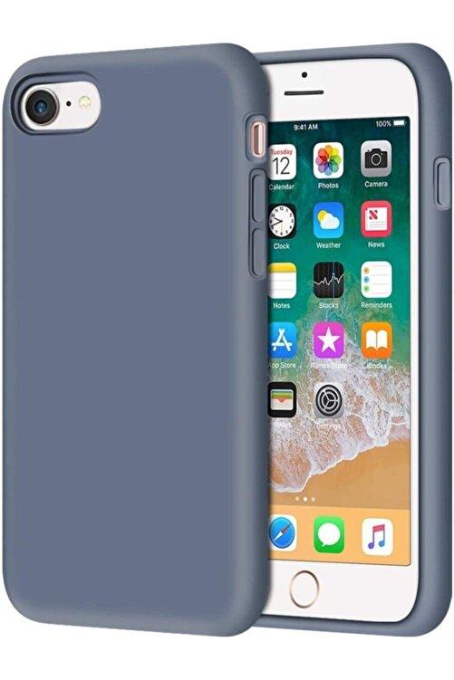Teknoçeri Iphone 6 / 6s Içi Kadife Lansman Silikon Kılıf 1