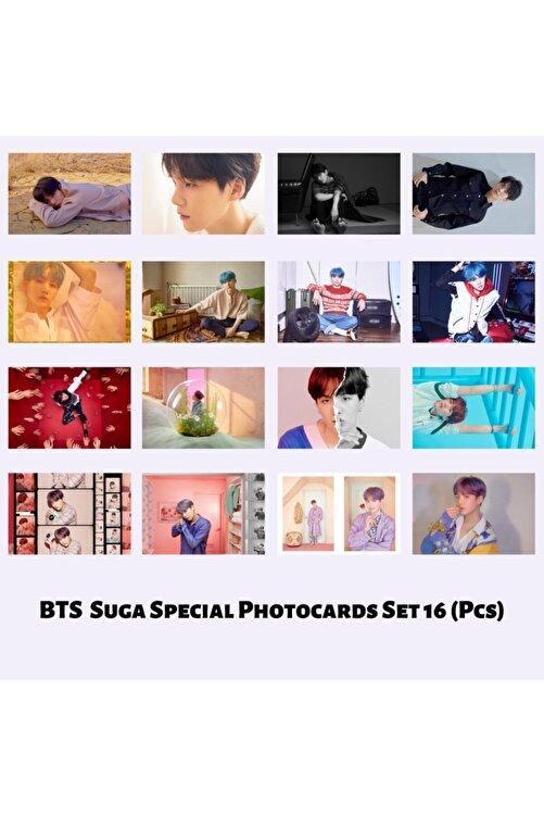 "BTS "" Suga "" Fotokart Seti 1"