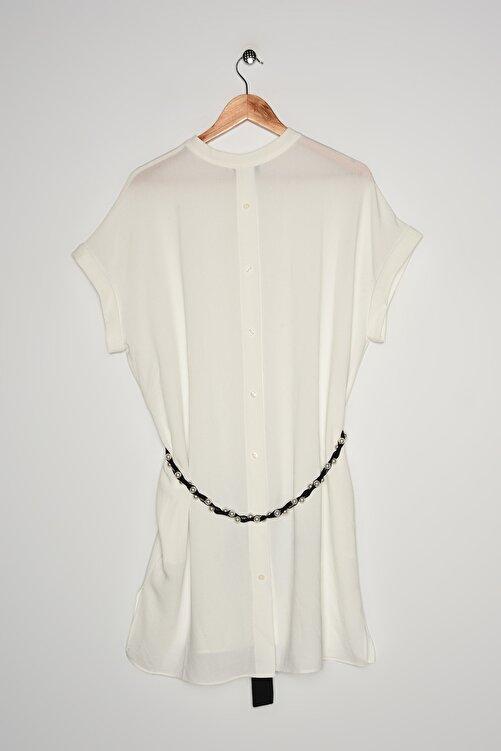 İpekyol Kadın Beyaz Tunik IS1200016032 2