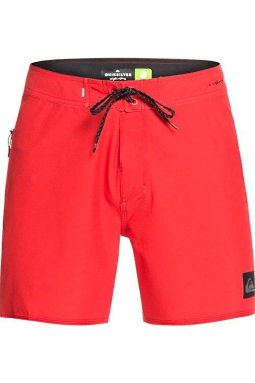 Quiksilver Erkek Kırmızı Renk Deniz Şortu Eqybs04333 1