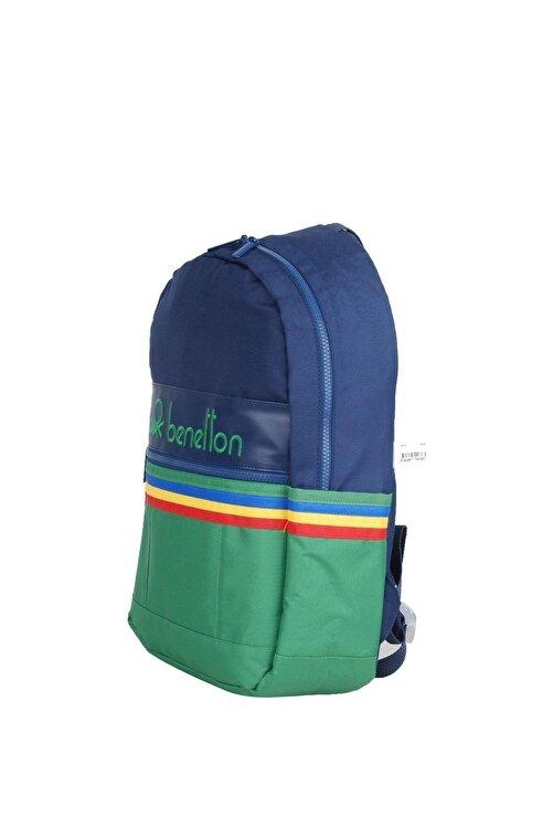 Benetton Unısex Büyük Boy Sırt Çantası 70044 2