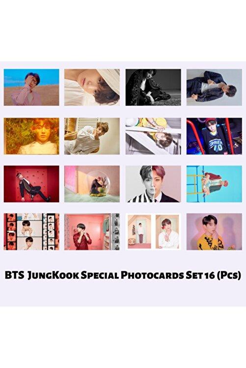 """BTS """" Jungkook """" Fotokart Seti 1"""