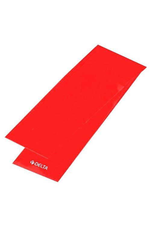 Delta Pilates Bandı Orta Sert 120 X 7,5 Cm Egzersiz Direnç Lastiği 1