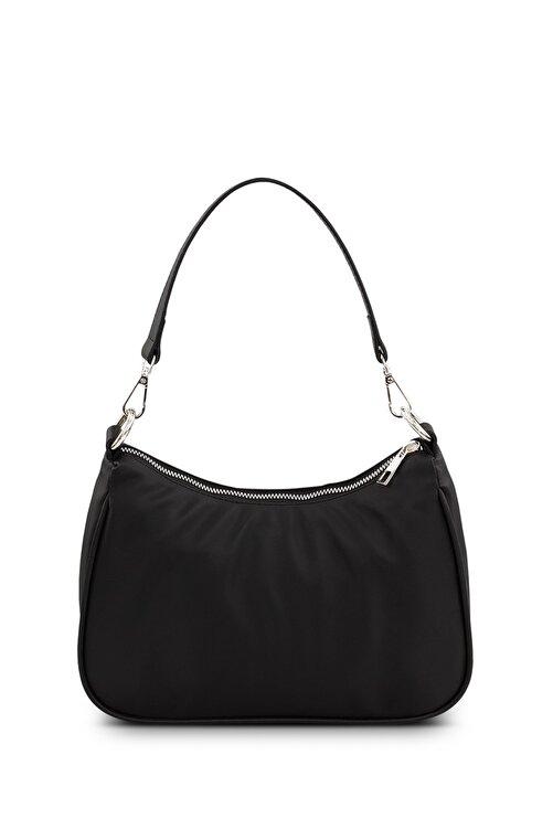 Housebags Kadın Siyah Baguette Çanta 206 2