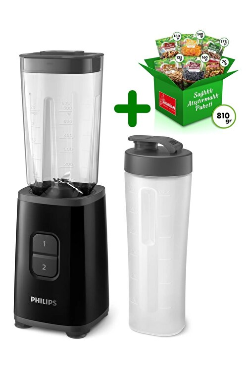 Philips Hr2602/90 Daily Collection Smoothie Mini Blender 1
