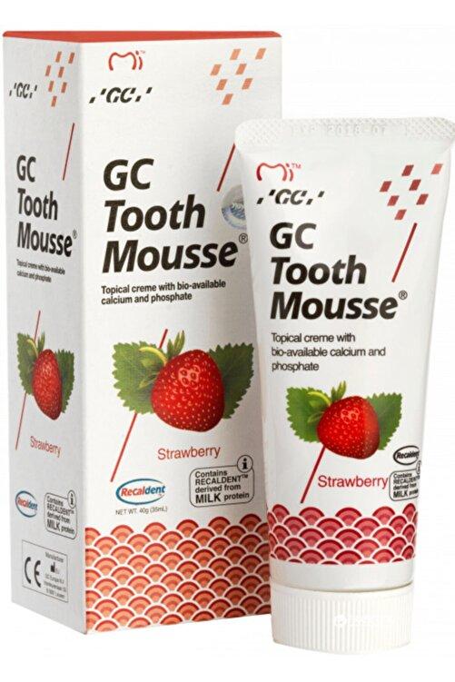 Gc Tooth Mousse Çilek Aromalı 40 Gr 2