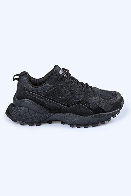 Jump Unısex Siyah Outdoor Spor Ayakkabı 1