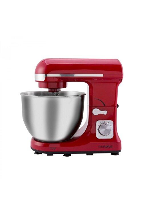 Cookplus by Karaca Quick Chef 1001 Stand Mikser 1000W Mutfak Şefi Red 2