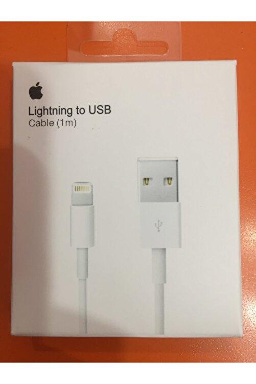 Apple Iphone  Şarj Aleti Kablosu 1m 2