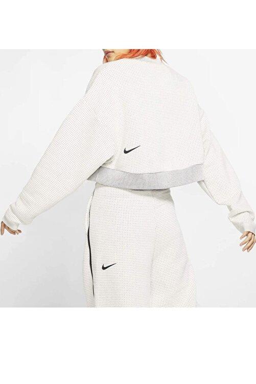 Nike Sportswear City Ready Fleece Crew Kadın Sweatshirt 2