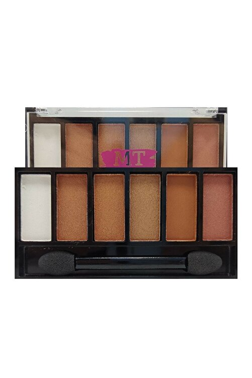 Makeuptime Mt 6 Lı Far Paleti 1