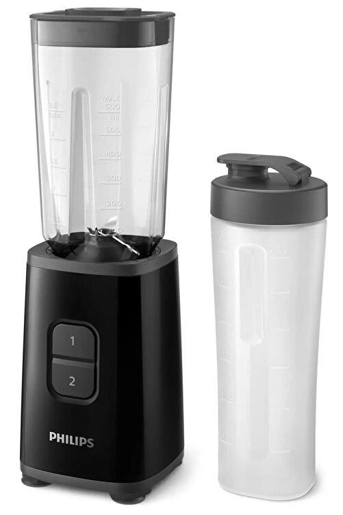 Philips Hr2602/90 Daily Collection Smoothie Mini Blender 2