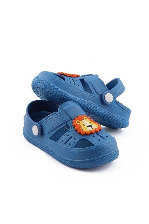 Ceox Günlük Ortopedik Kaydırmaz Tabanlı Hayvan Figürlü Çocuk Sandalet Terlik 1