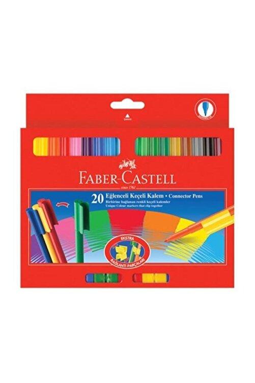 Faber Castell Eğlenceli Keçeli Kalem20 Li 1