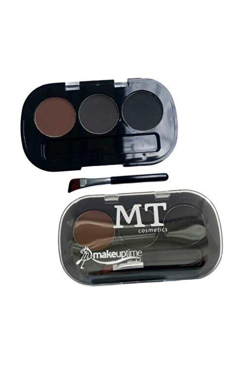 Makeuptime Mt 3'lü Kaş Farı No:2 1