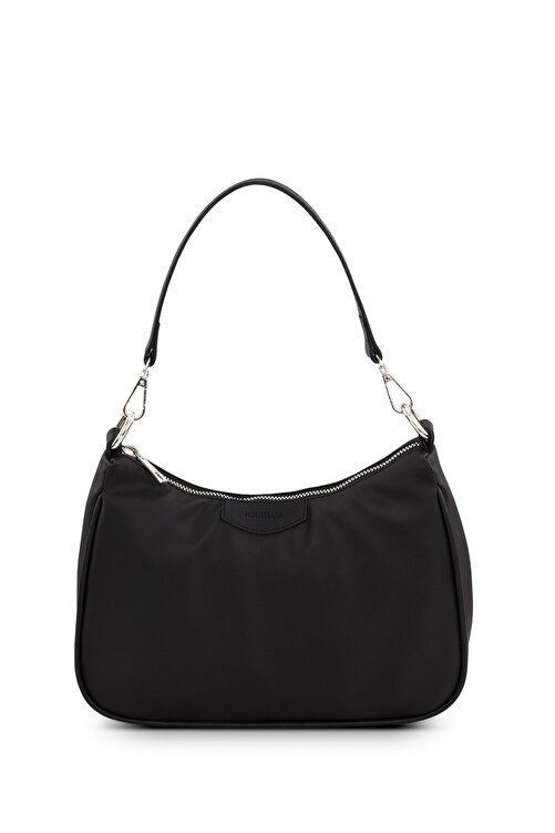 Housebags Kadın Siyah Baguette Çanta 206 1