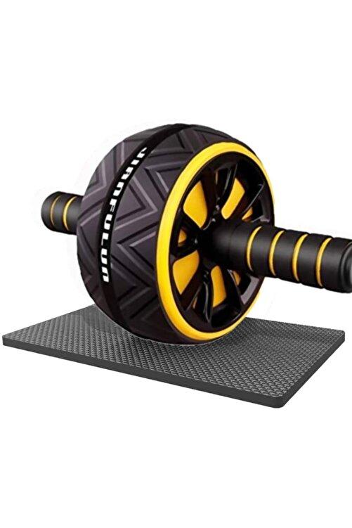 Cooltech Ab Roller Egzersiz Fitness Tekerleği Ab Wheel Karın Kası Kondisyon Spor Aleti 1