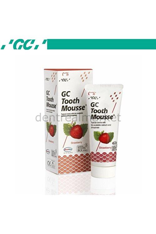 Gc Tooth Mousse Çilek Aromalı 40 Gr 1